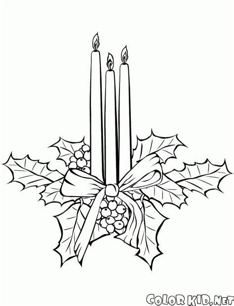 candele di natale da colorare disegni da colorare ges 249 e la vergine