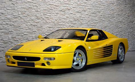 Sho Kuda Harganya 2 mobil kuda jingkrak testarossa warna kuning akan dilelang