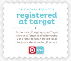 target baby registry insert cards template best target baby registry photos 2017 blue maize