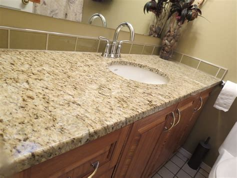 granite countertop bathroom granite quartz countertops vanity tops and side
