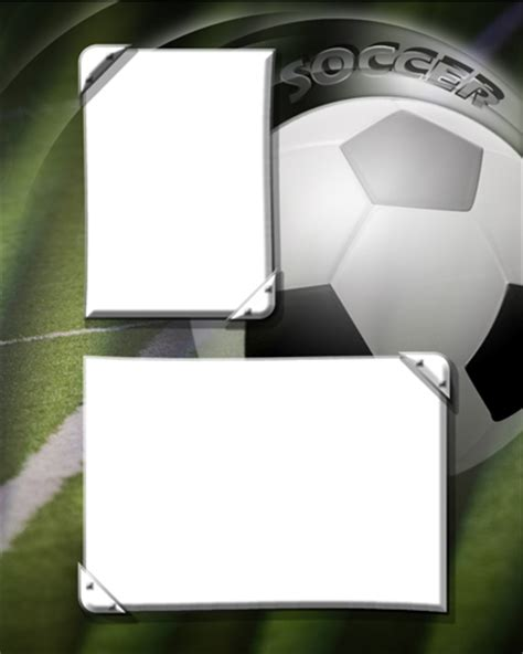 memory mate templates soccer photo templates