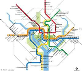 washington dc subway map pdf washington dc metro map washington dc map