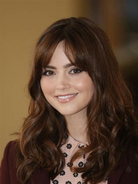 dr who hair cuts doctor who clara oswald hair newhairstylesformen2014 com