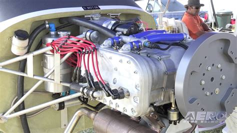 Aero-TV: Affordable 6-Cylinder Motivation - Will The 125HP ... D And D Motors
