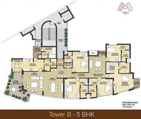 pioneer park gurgaon floor plan floor plans of pioneer park presidia sector 62 gurgaon