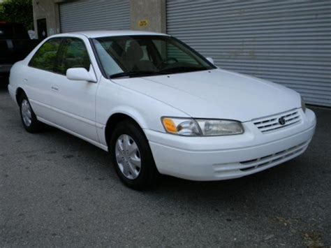 1998 Toyota Camry Problems Find A Cheap Used 1998 Toyota Camry Le In Orange County At