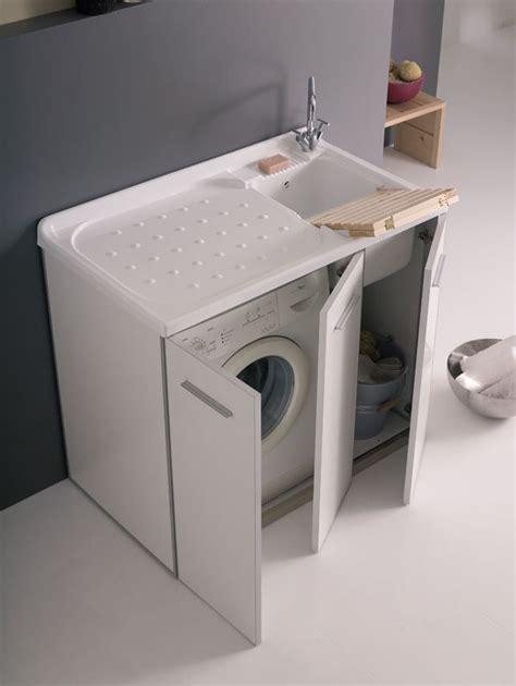mobile lavatrice e lavabo mobili per lavatrice con lavabo design casa creativa e