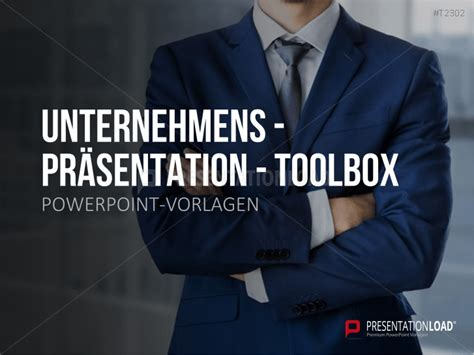 powerpoint business vorlagen presentationload