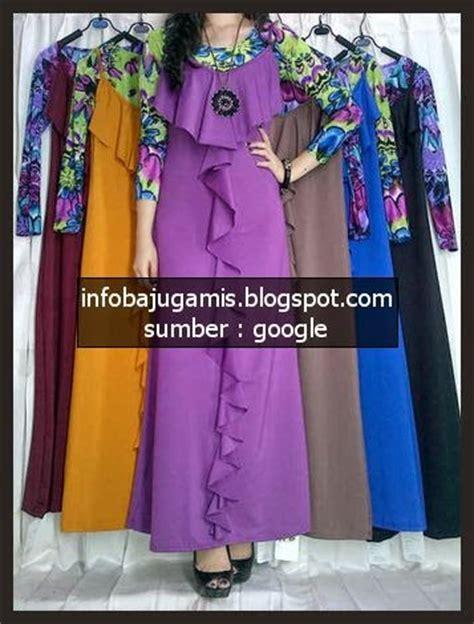 Gamis Murah Pasar Tanah Abang info baju gamis grosir di pasar tanah abang info model
