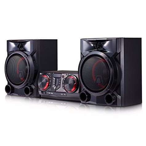 lg electronics cj home theater system  model