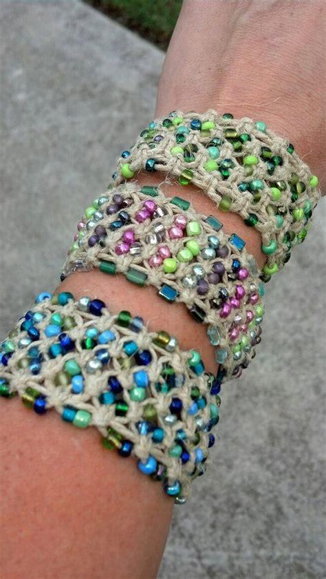 Hemp Braids Patterns - 1000 ideas about hemp bracelet patterns on