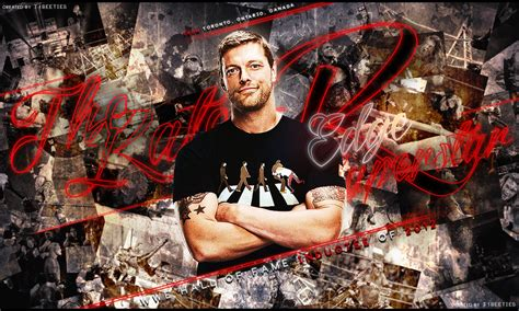 wwe edge hd wallpapers wwe hall of famer edge wallpaper by llliiipppsssyyy on