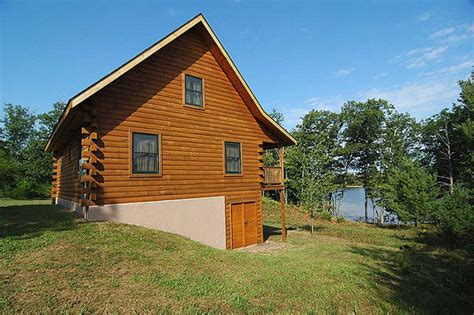 Wisconsin Cabin Rental by Country Vacation Rentals Half Moon Lake Lodge Iron