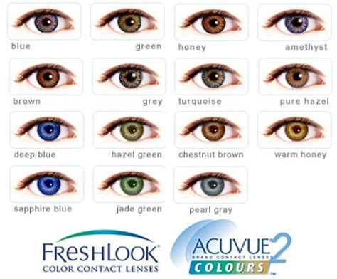 acuvue contacts color how to choose coloured contact lenses for skin hubpages