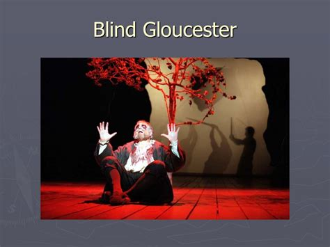 king lear blindness themes king lear lear act iv scene 4 ppt download
