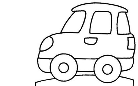 preschool coloring pages of cars car coloring pages for kindergarten and preschool