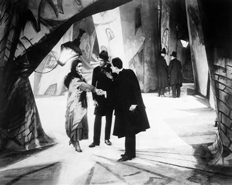 the cabinet of dr caligari featuring live the