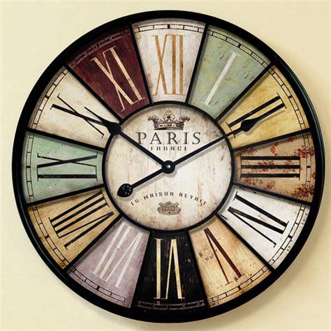 buy hanslin large number metal wall clock online at low aliexpress com buy 60cm 34cm large wood wall clock