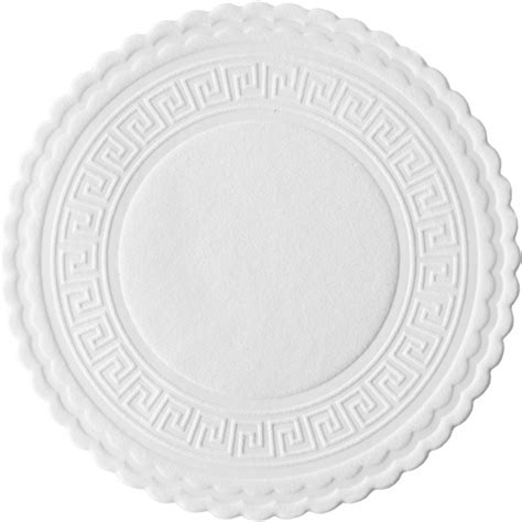 How To Make Paper Coasters - paper coasters paper doilies bar mats cocktail napkin