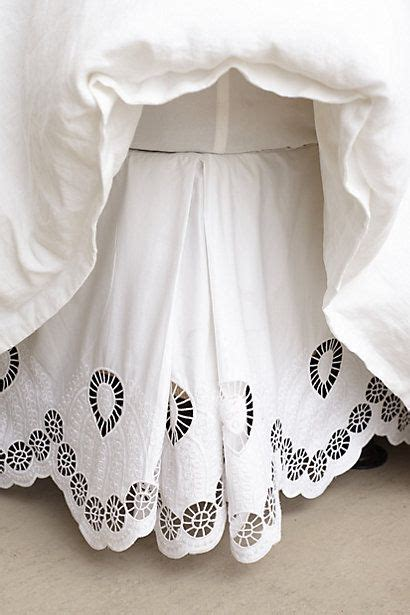 anthropologie bed skirt bed skirts anthropologie and beds on pinterest
