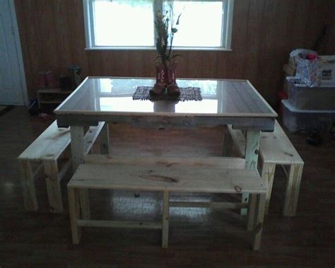 1000 images about pallet kitchen table on pinterest