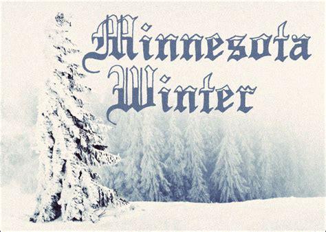 dafont winter minnesota winter font dafont com
