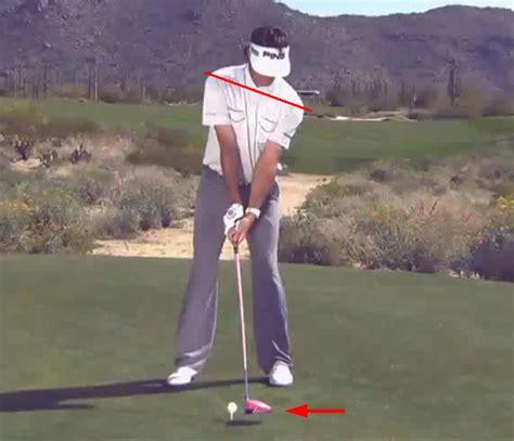 golf swing setup posture how to bomb a drive like bubba bubba watson swing