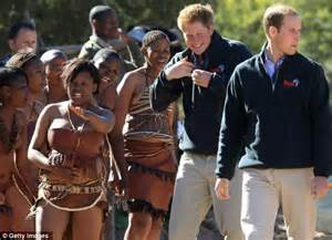 prince william education prince harry flies to africa where he can be himself for