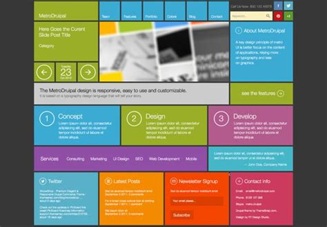 layout metro ui 10 best images about metro design html pages on