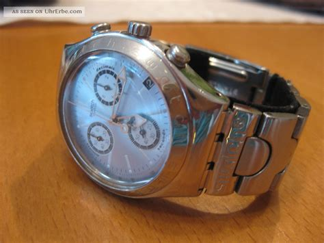 Wheeling Ycs408g Swatch 174 swatch irony chrono wheeling ycs408g ycs 408 g ansehen