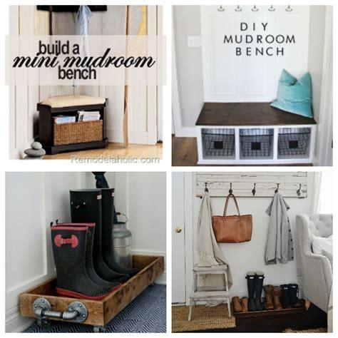 mud room ideas 14 clever mud room organization ideas tip junkie