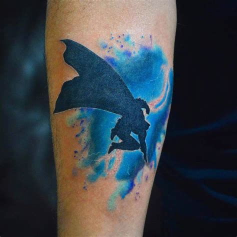 batman tattoo simple 100 best batman symbol tattoo ideas comic superhero 2018