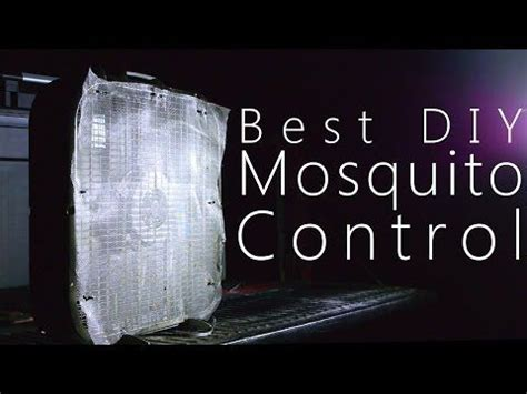 best outdoor fans for mosquitoes how to get rid of mosquitoes with a fan window screen