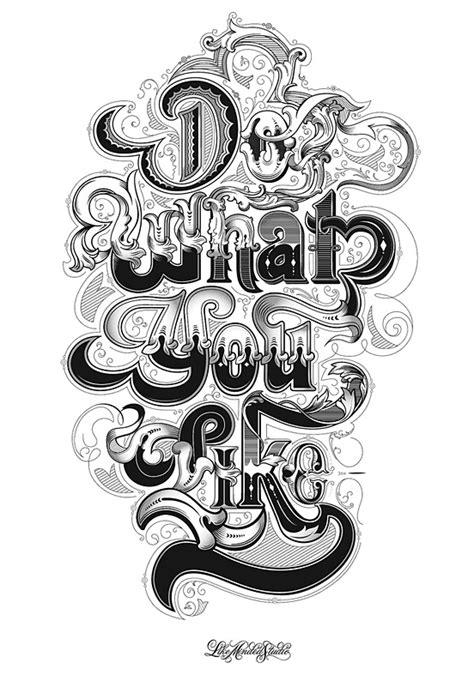 design font with illustrator 44 epic works of typography art 10steps sg