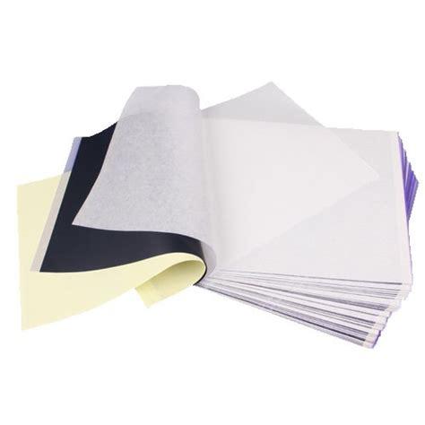 tattoo transfer paper philippines 6912220291592 ean set 100 feuilles papiers de transfert
