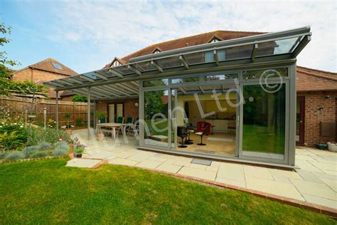 Large Awning Windows Aluminium Conservatories Contemporary Design Ideas And