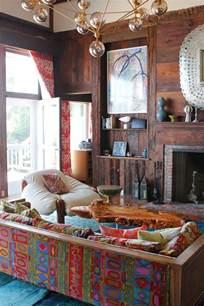 Home Interiors Furniture Boho Modern Living Space