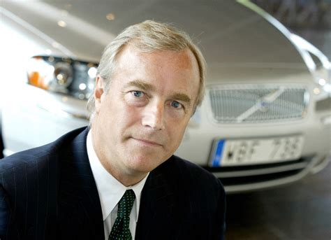 fredrik arp  ceo  president volvo car corporation