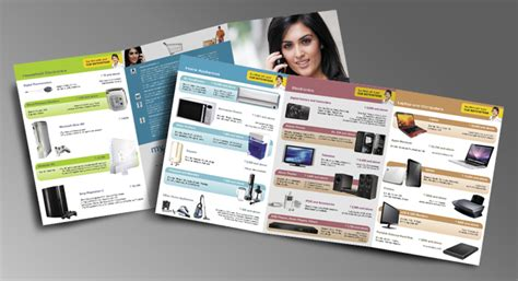 How To Fold Envelope product catalogue design and printing for electronic and