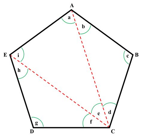 Pentagon Interior Angles by What Is The Measure Of Each Interior Angle Of A Regular Pentagon Socratic