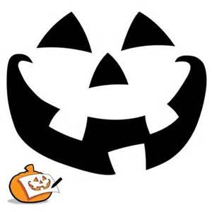 Pumpkin face template printable classic face pumpkin faces halloween