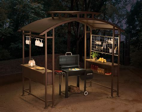 grill gazebo outdoor living