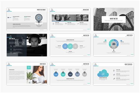 Business Presentation Keynote Templates Keynote Template 64543 Keynote Business Templates
