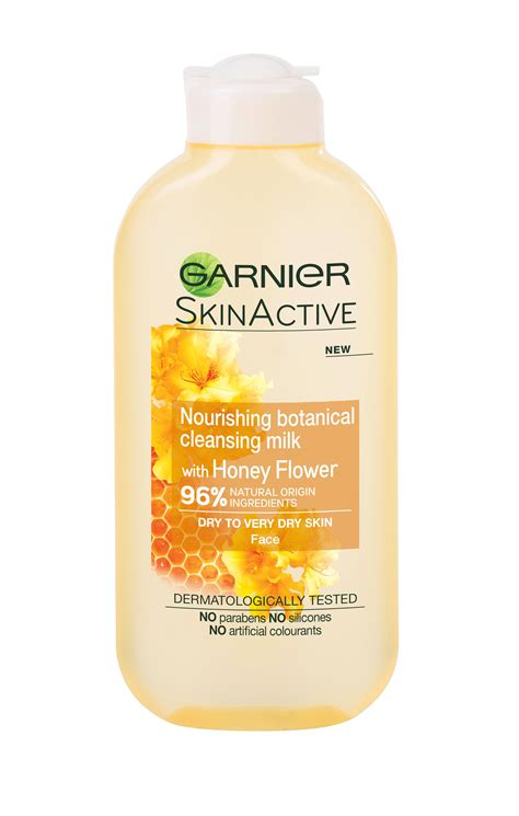 Honey Milk 200ml garnier honey flower toner skin 200ml