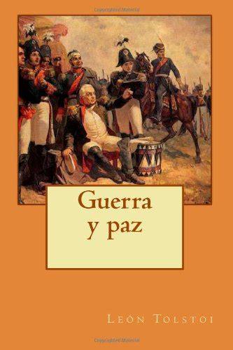 libro guerra y paz guerra y paz espaciolibros com