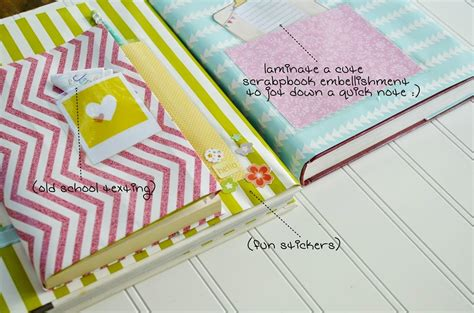 How Do You Make A Paper Book Cover - wrapping paper book covers eighteen25