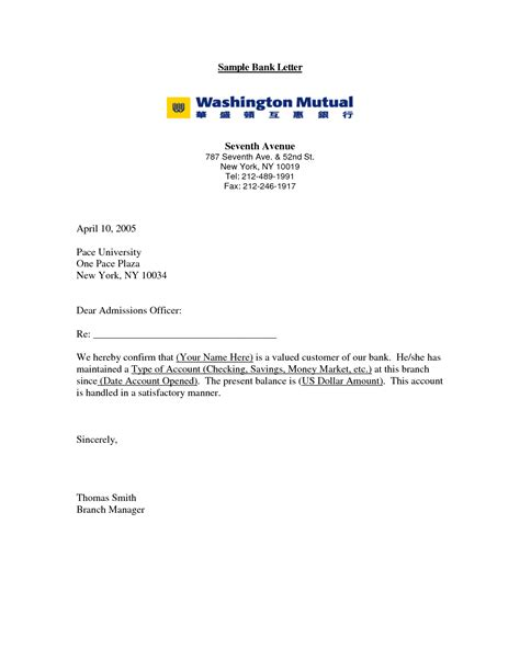 Confirmation Letter Bank best photos of bank confirmation letter template bank