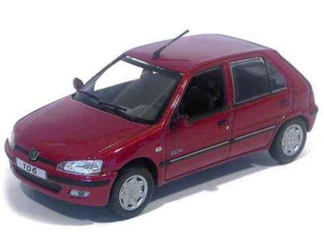 peugeot 106 color line 5 doors 2003 norev 1 43