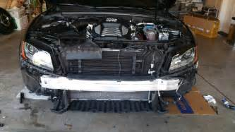 Audi A5 Front Bumper Removal Changing The Front Grill On My Audi S5 Per Day
