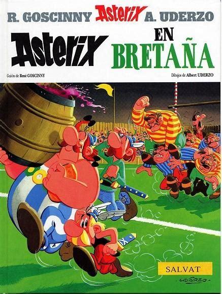asterix en bretana las 35 aventuras de ast 233 rix chic